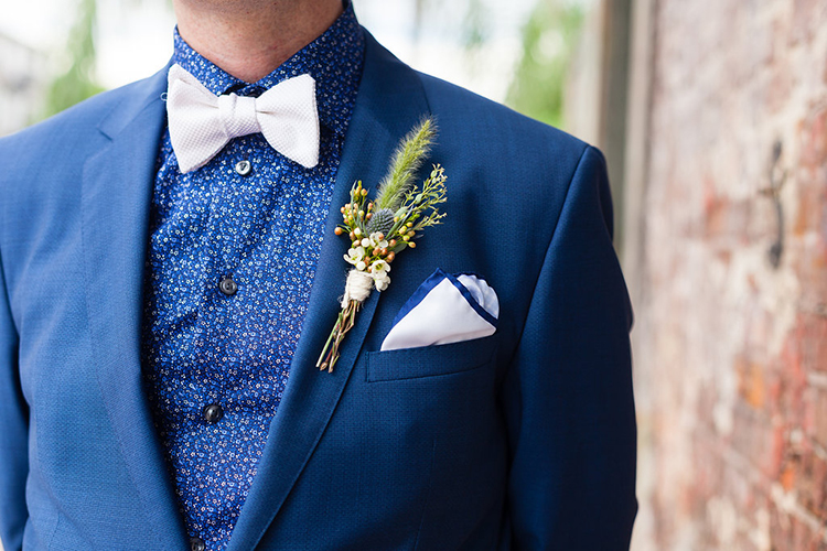 chic groom style - photo by Greer Gattuso https://ruffledblog.com/new-orleans-wedding-with-the-cutest-woodland-details