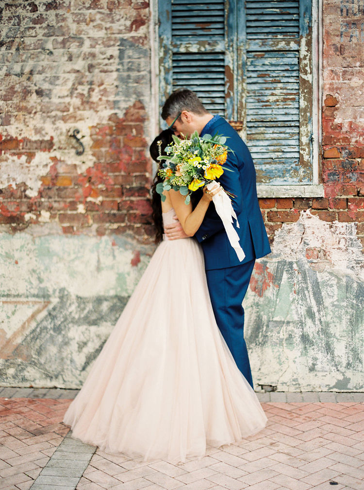 New Orleans Wedding Band 21 Good wedding first looks photo