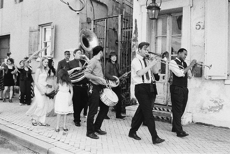 New Orleans Wedding Band 73 Fabulous wedding second lines photo