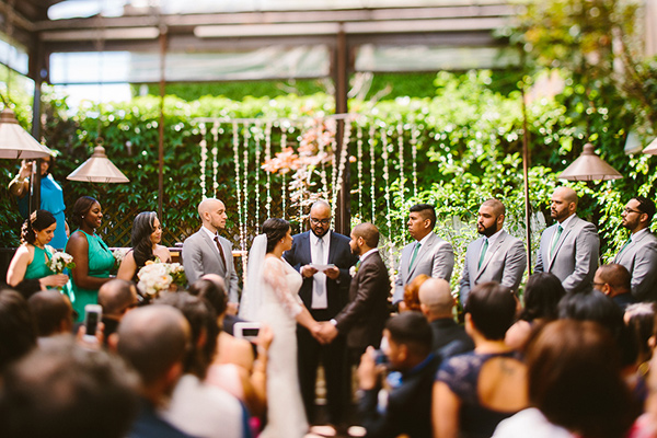 Wedding Ceremony Photo By Redfield Photography Https Ruffledblog Nyc