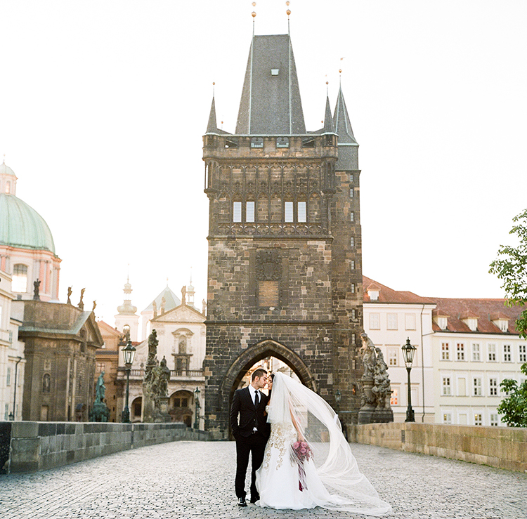 Old World Prague wedding inspiration - photo by Arte de Vie http://ruffledblog.com/old-world-romance-wedding-inspiration-in-prague