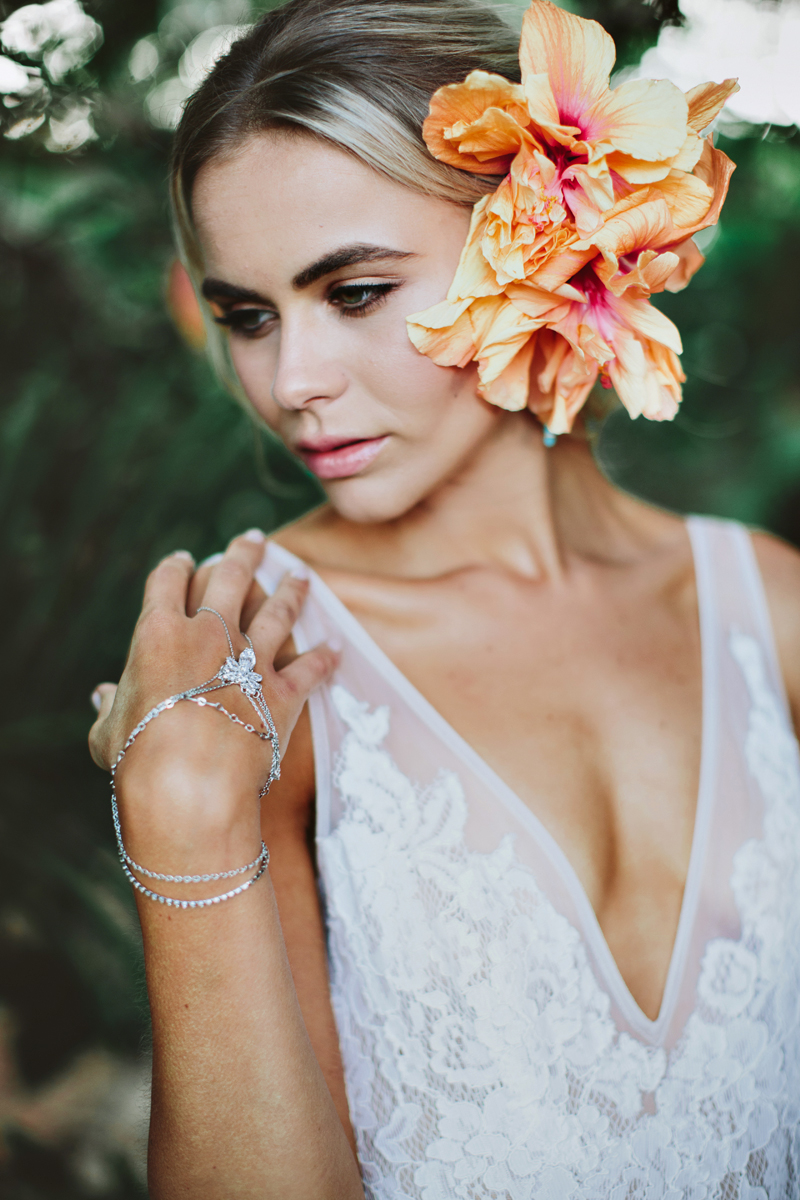 Palm Springs Inspired Wedding Editorial From Australia Ruffled