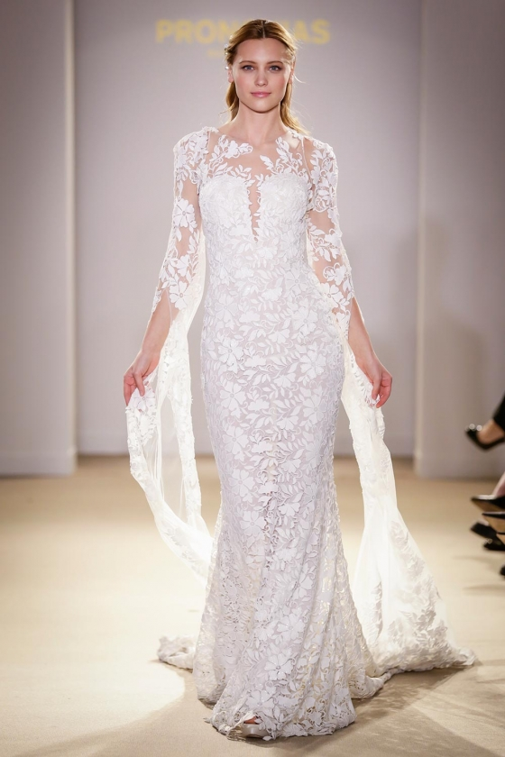 Get Ready To Swoon 2019 Atelier Pronovias Preview