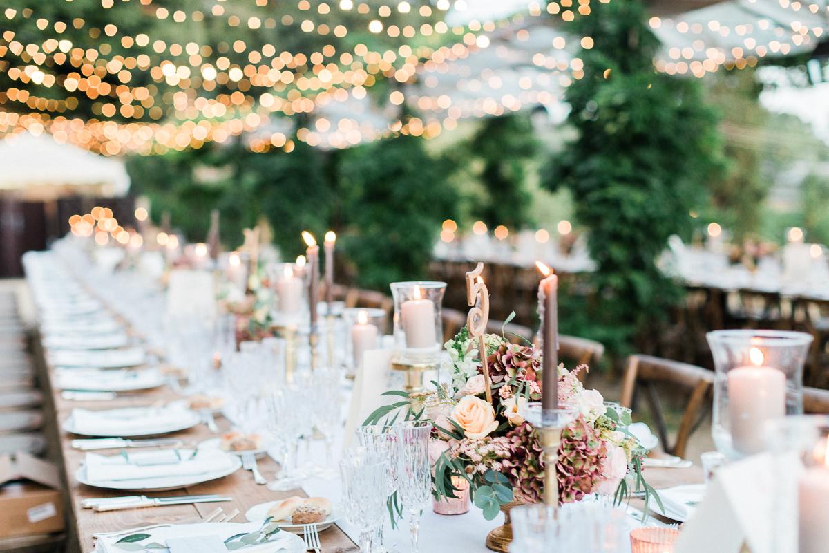 wedding ideas - photo by Kylee Yee https://ruffledblog.com/romantic-al-fresco-wedding-in-tuscany