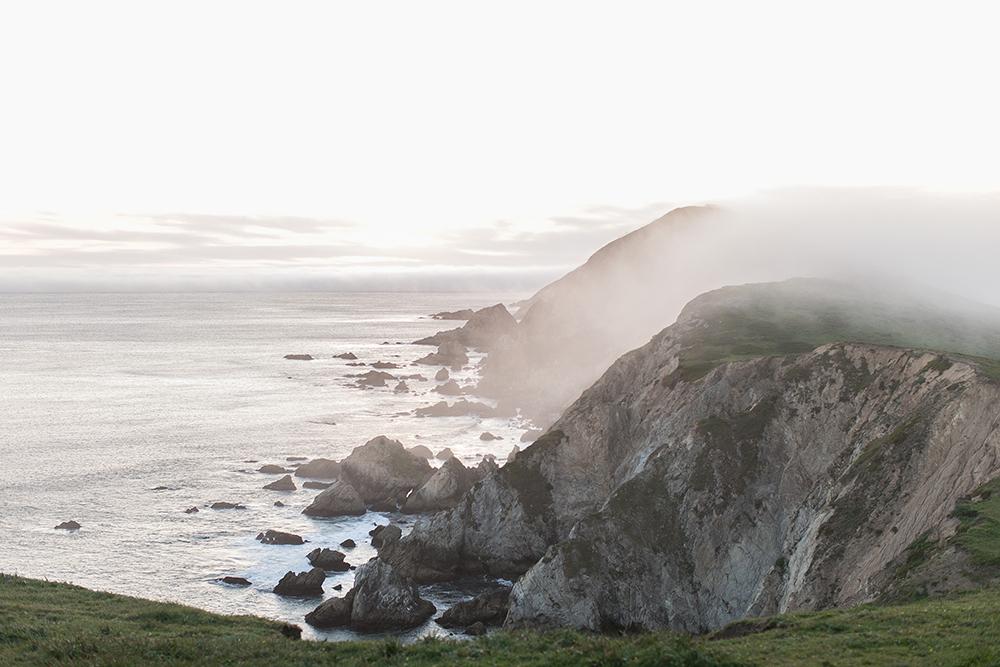 Point Reyes weddings - photo by Tyler Rye Photography https://ruffledblog.com/romantic-coastal-california-wedding-inspiration