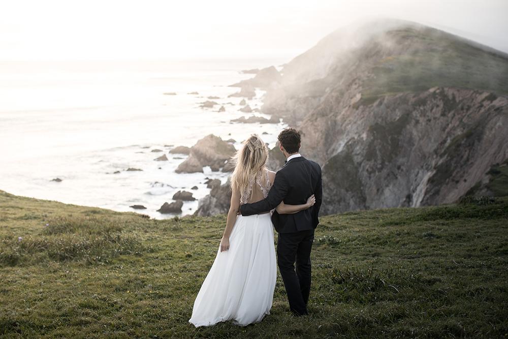 wedding photography - photo by Tyler Rye Photography https://ruffledblog.com/romantic-coastal-california-wedding-inspiration