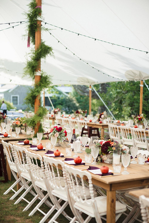 fall wedding ideas - photo by Bella Wang Photography https://ruffledblog.com/romantic-countryside-new-hampshire-wedding