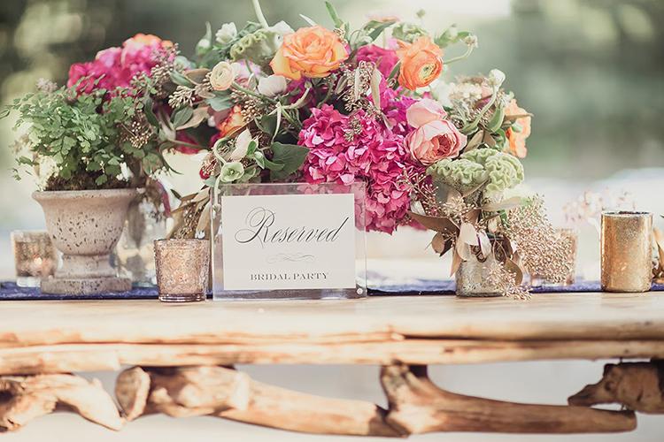 romantic centerpieces - photo by Shaun Menary Photography https://ruffledblog.com/romantic-garden-wedding-at-arlington-hall