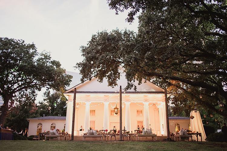 Arlington Hall weddings - photo by Shaun Menary Photography http://ruffledblog.com/romantic-garden-wedding-at-arlington-hall