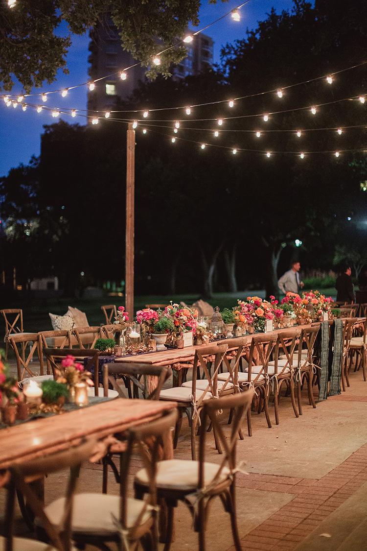 wedding receptions - photo by Shaun Menary Photography https://ruffledblog.com/romantic-garden-wedding-at-arlington-hall