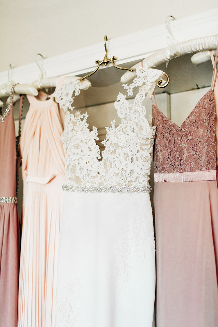 mauve bridesmaid dresses - https://ruffledblog.com/romantic-pacific-northwest-wedding-with-mauve-and-champagne