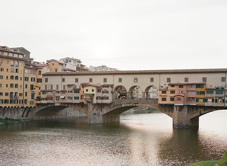 Florence weddings - photo by Jenny Soi Photography http://ruffledblog.com/romantic-rooftop-elopement-inspiration-in-florence