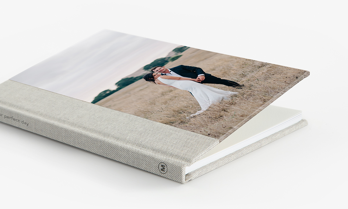 Use Your Photos After the Wedding with MILK Books