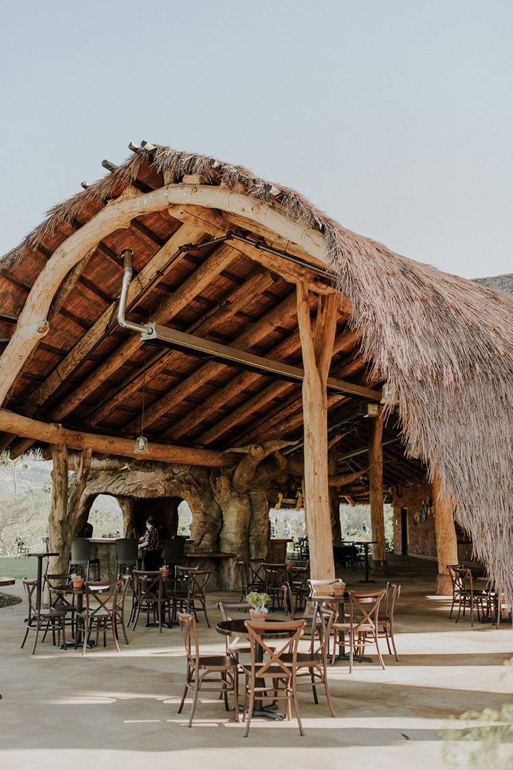 safari themed weddings - photo by Shelly Anderson Photography https://ruffledblog.com/san-diego-safari-park-glamping-wedding-editorial