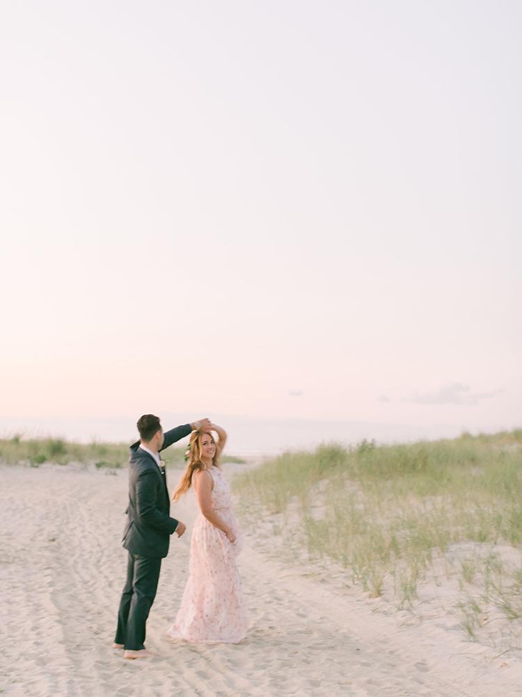 boho beach wedding inspiration - http://ruffledblog.com/september-sunsets-wedding-inspiration-with-a-vw-bus