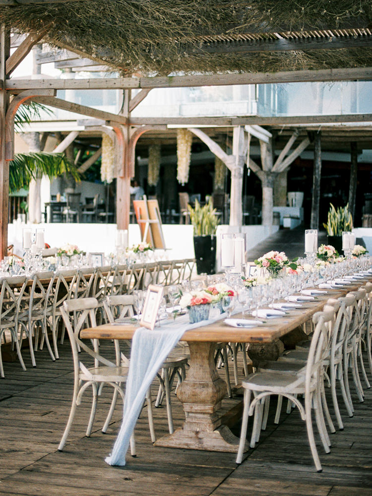 Punta Cana wedding receptions - photo by Asia Pimentel Photography https://ruffledblog.com/seriously-chic-destination-wedding-in-punta-cana