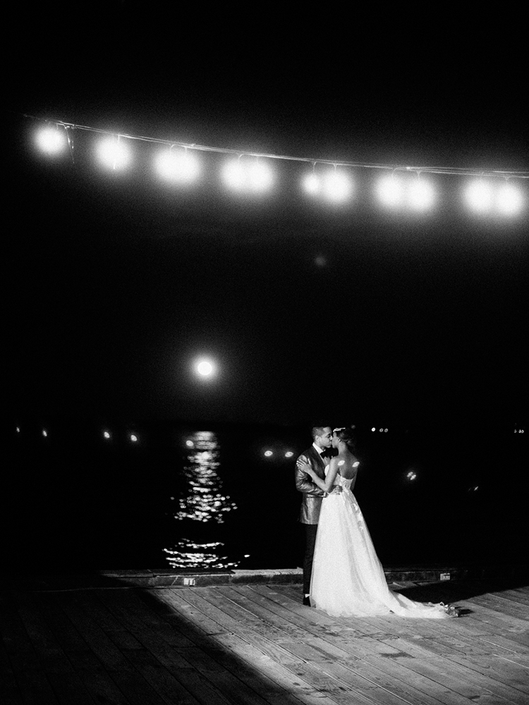 Punta Cana beach weddings - photo by Asia Pimentel Photography http://ruffledblog.com/seriously-chic-destination-wedding-in-punta-cana