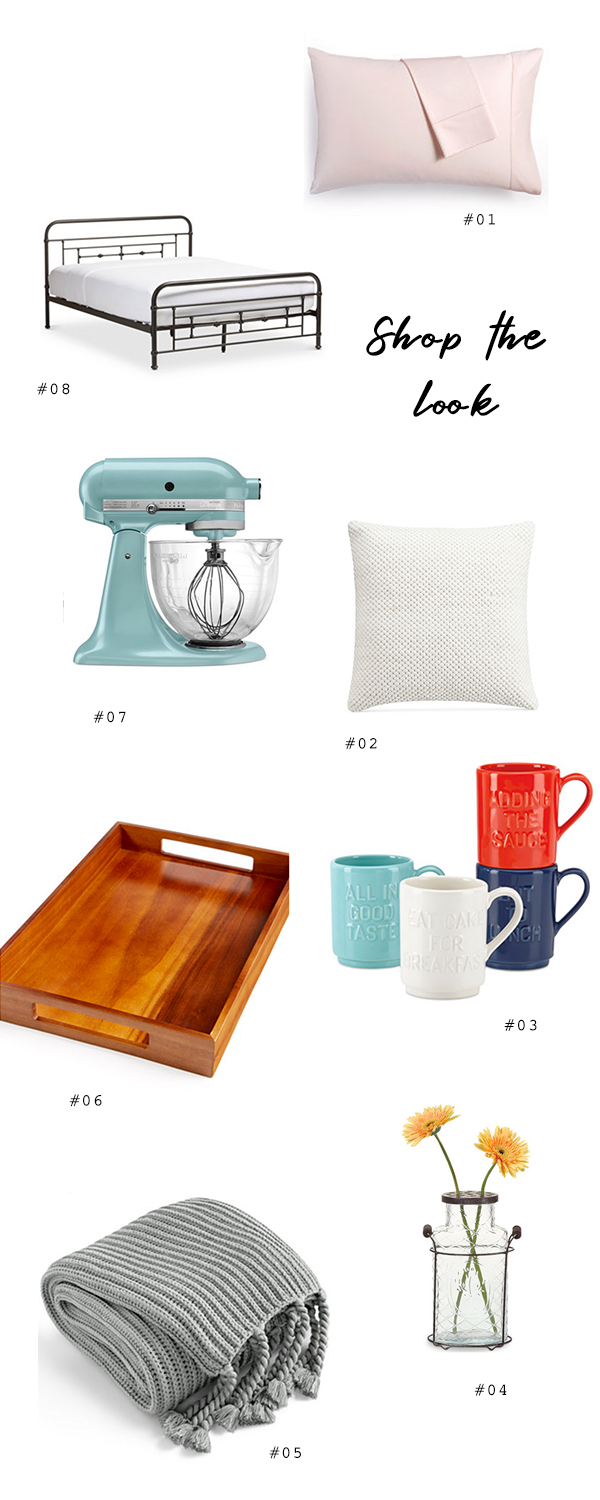Entertaining with Macy's Registry, 3 Ways + Fall Sweepstakes http://ruffledblog.com/entertaining-with-macys-registry-3-ways-fall-sweepstakes