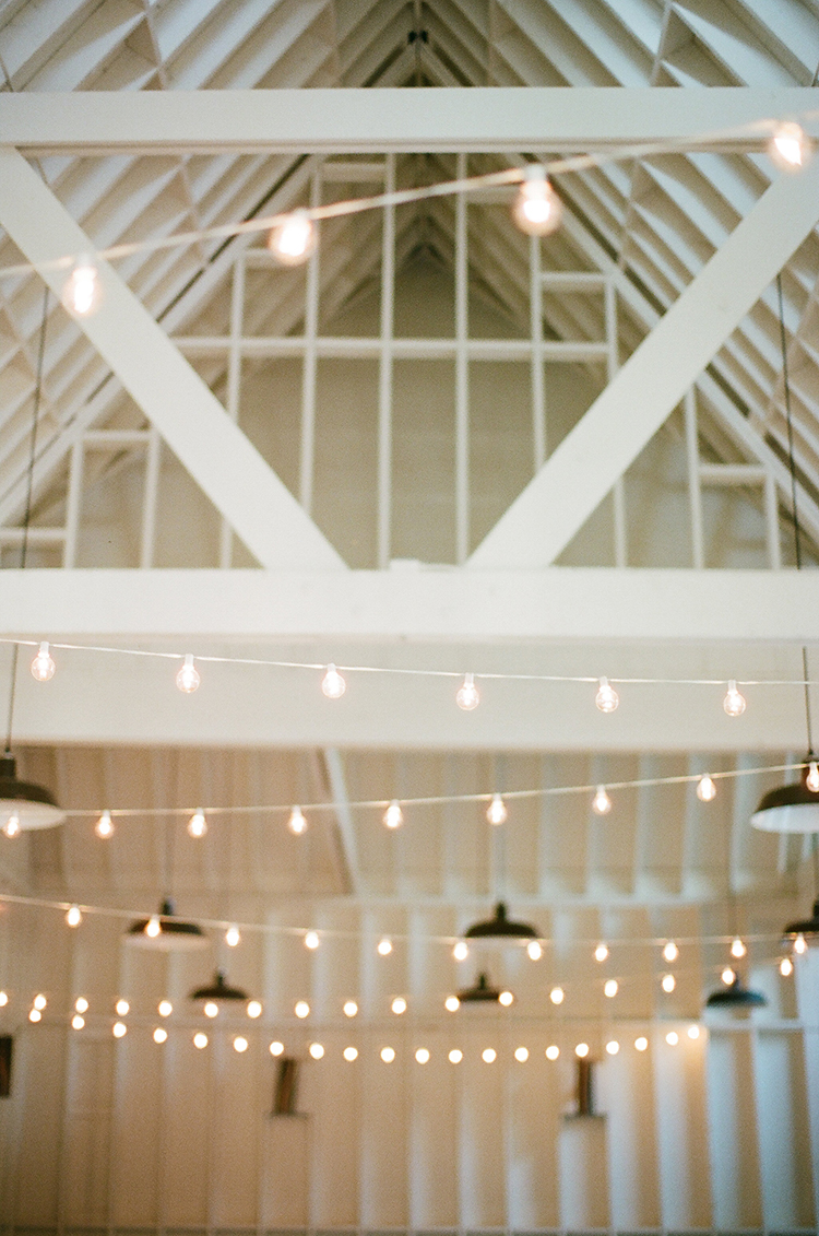 wedding lighting - photo by Birds of a Feather https://ruffledblog.com/soft-and-romantic-wedding-at-lombardi-house
