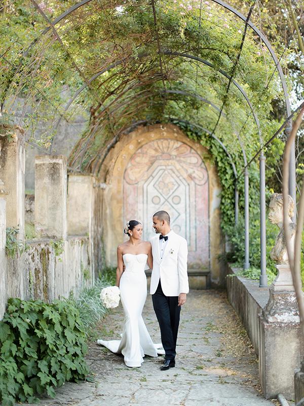 Neo-Renaissance Wedding Venue Overlooking Tuscany  #italianweddingvenues #destinationweddings #chicbride
