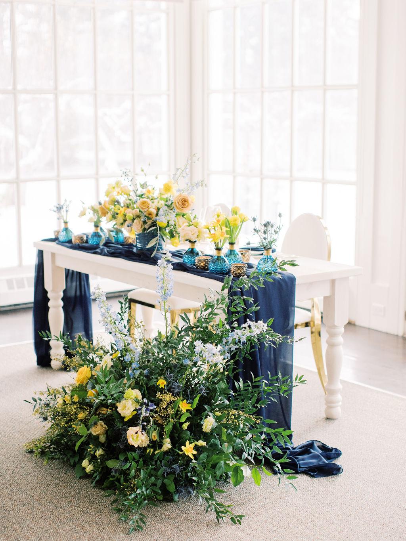 Spring Wedding Inspiration at Langdon Hall