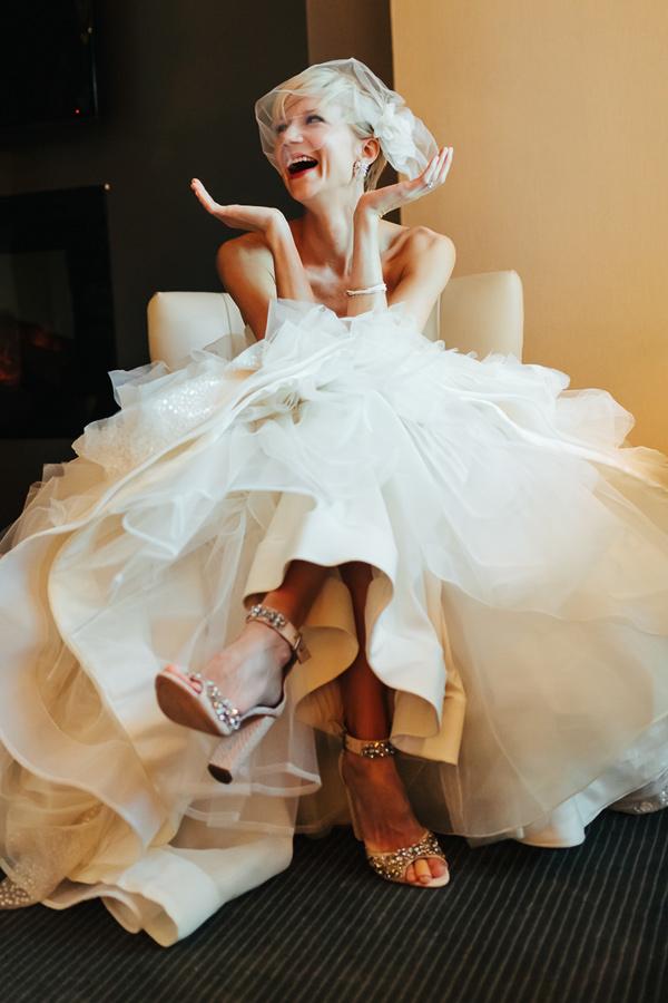 Wedding Dress Rental Toronto 42 Fresh retro inspired bride photo