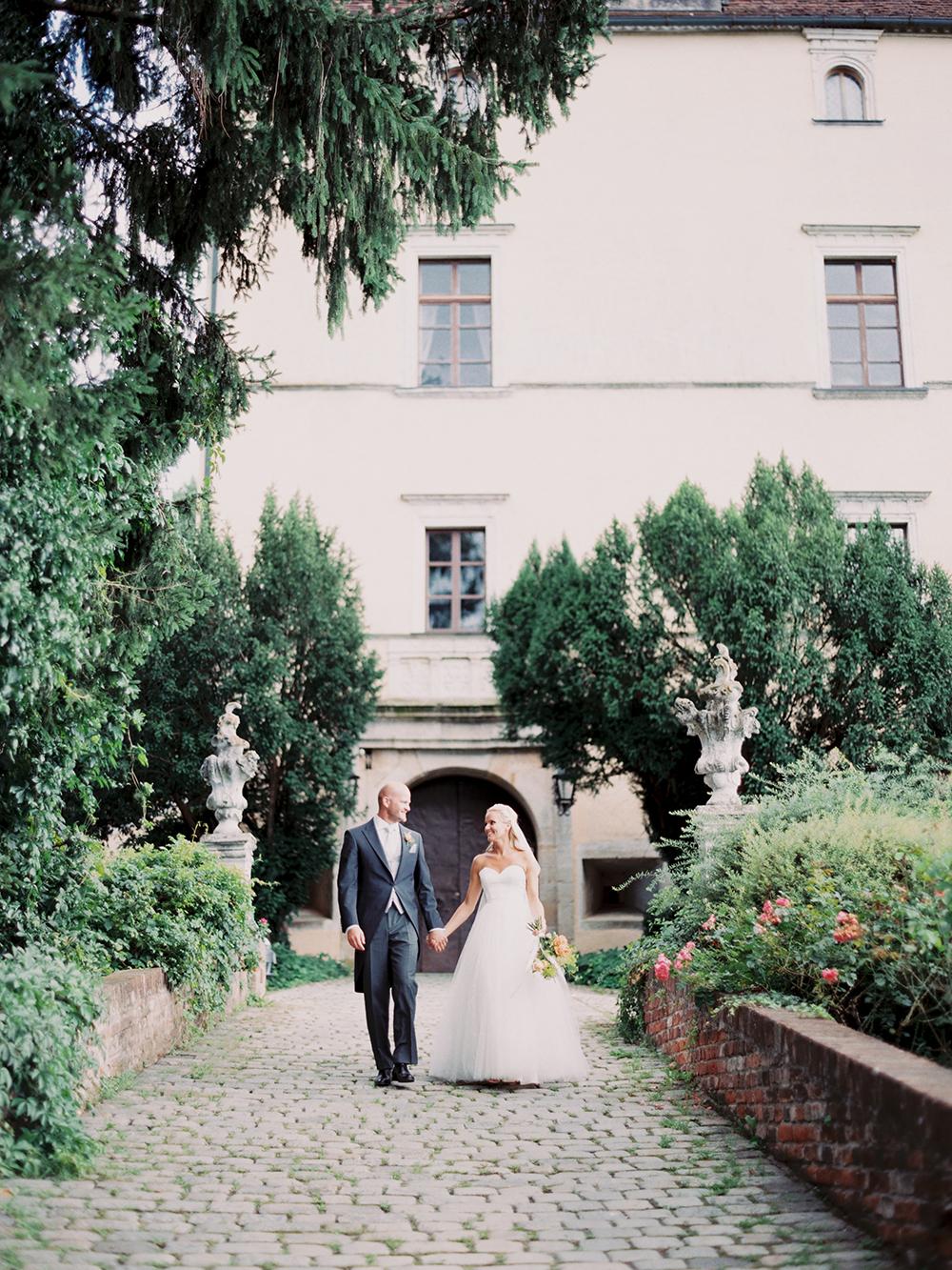 Summer Love in Austria: The Wedding Day - photo by Warm Photo http://ruffledblog.com/summer-love-wedding-in-austria