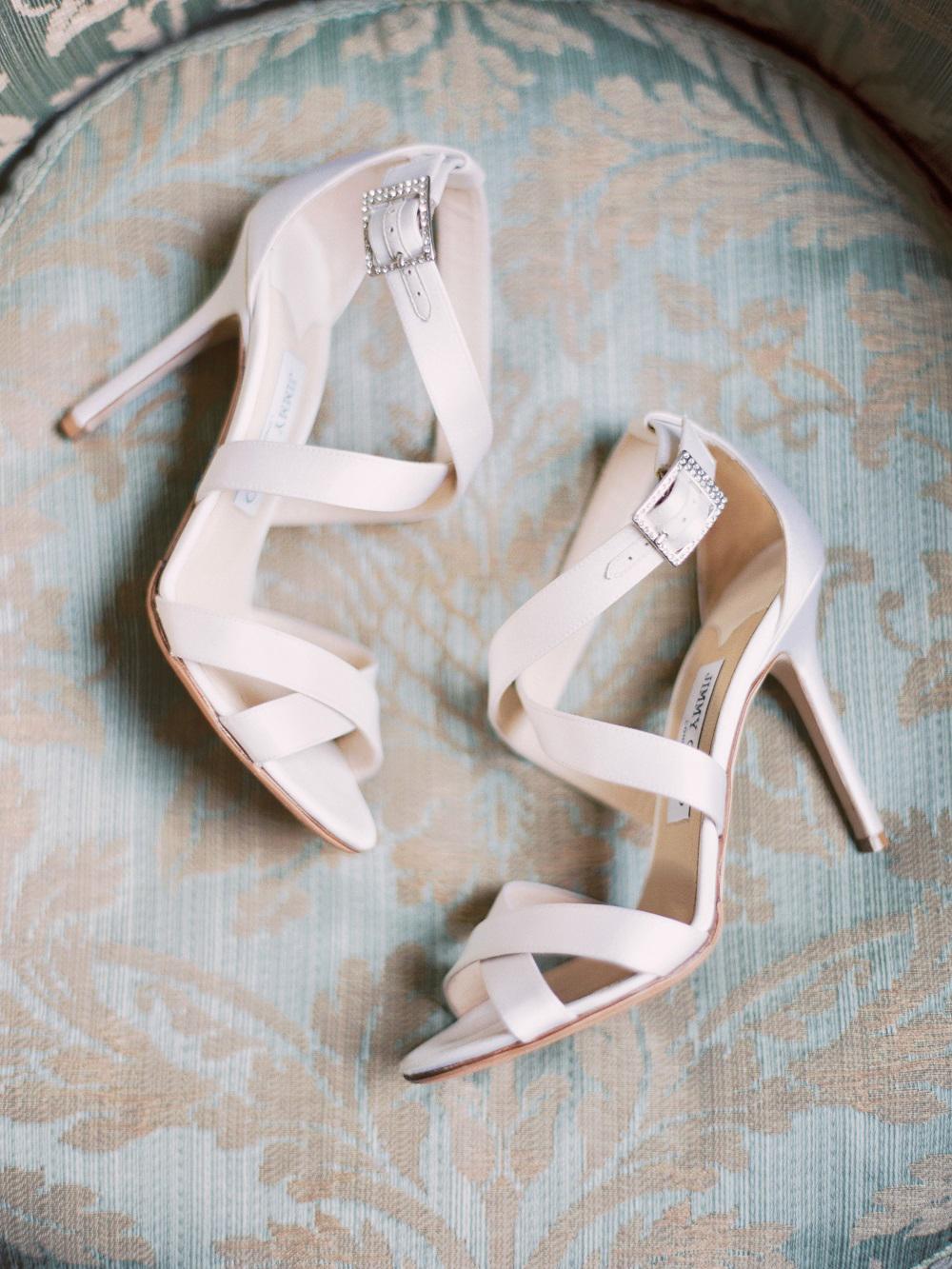 wedding shoes - photo by Warm Photo http://ruffledblog.com/summer-love-wedding-in-austria