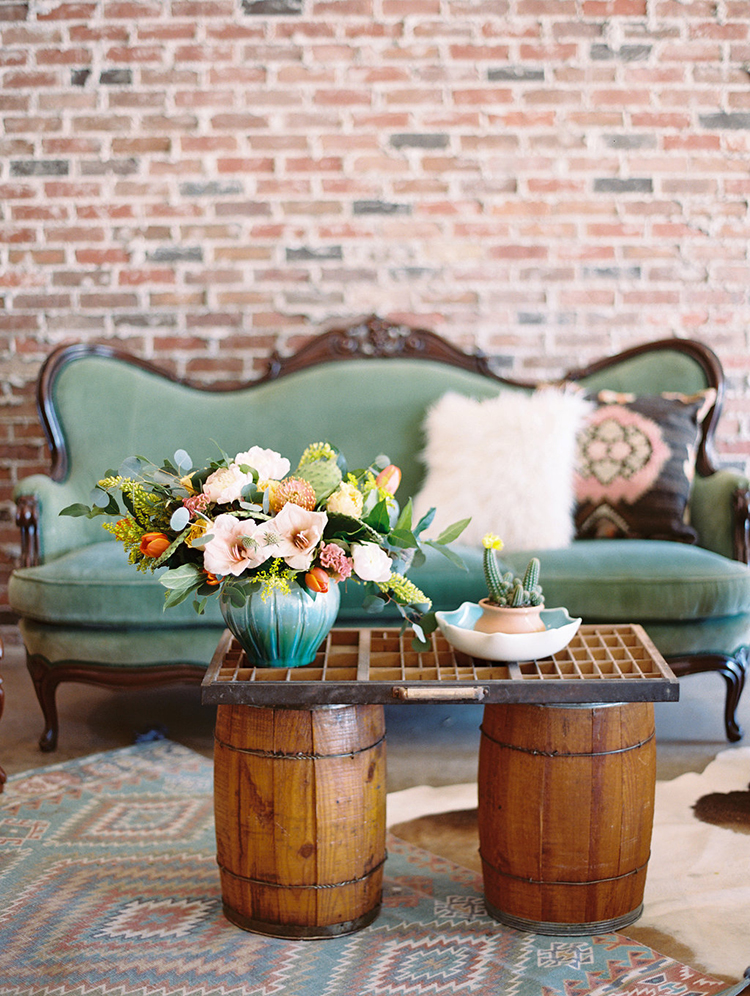 boho lounges - photo by Charla Storey Photography https://ruffledblog.com/summer-loving-wedding-inspiration-with-a-fiesta-brunch