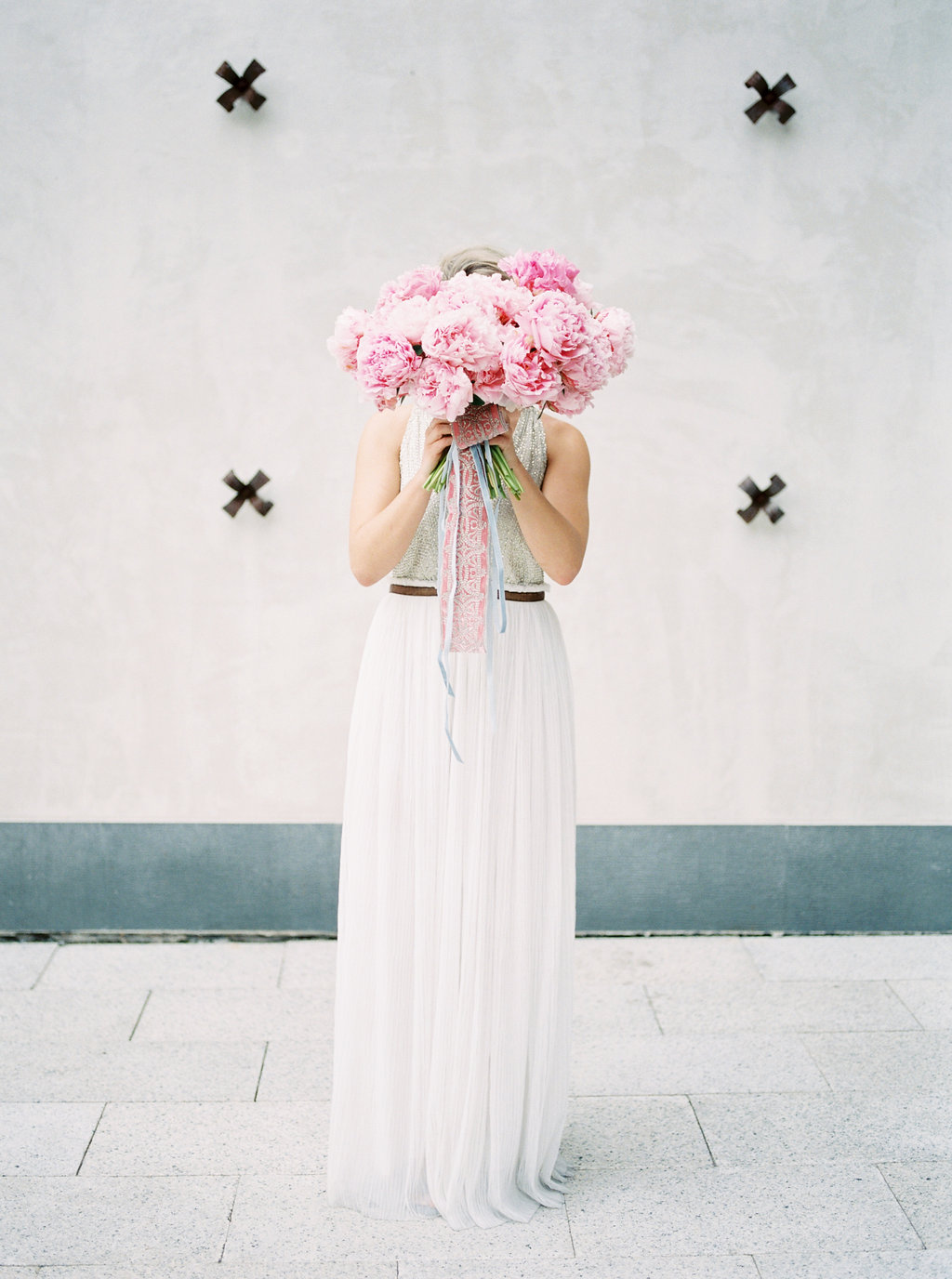 Sweet Peony Bridal Inspiration - photo by Awake Photography http://ruffledblog.com/sweet-peony-bridal-inspiration