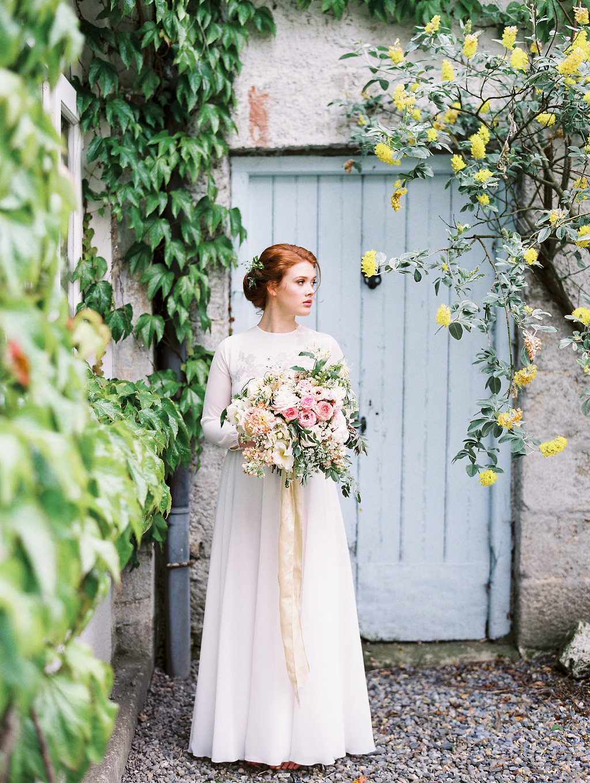 The Secret Garden Inspired Wedding in Ireland - photo by As Ever Photography https://ruffledblog.com/the-secret-garden-inspired-wedding-in-ireland