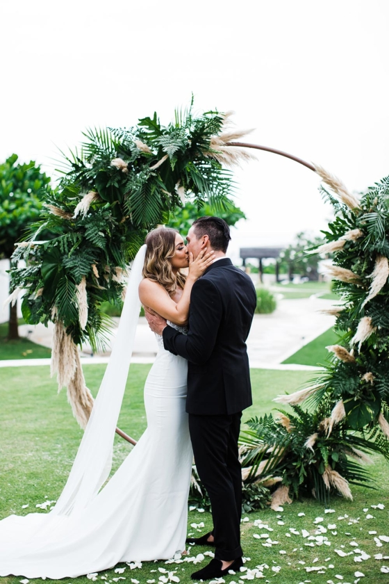 Tropical Bali Wedding for These Best Friends Turned Soul Mates