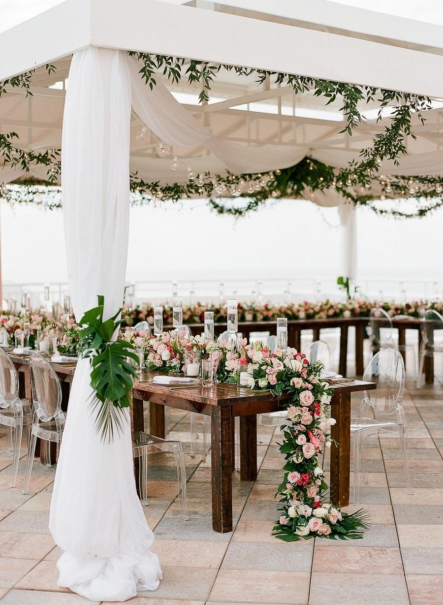 Tropical Floral Wedding 01