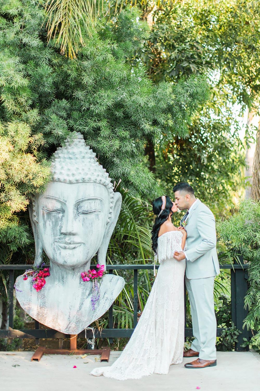 Bali Vibes in this New urlencodedmlaplussign Tropical Zen Wedding Venue #weddingvenues #tropicalweddings #zenweddingideas #baliweddingideas