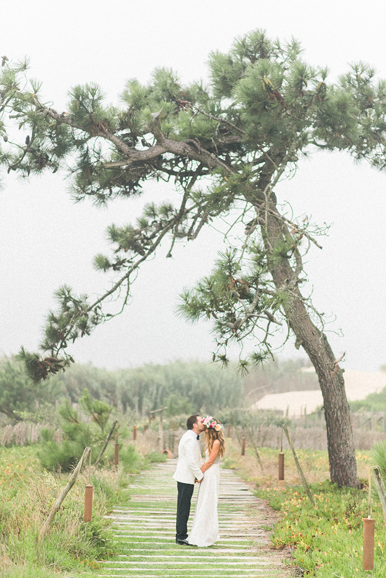 wedding portraits - photo by Adriana Morais https://ruffledblog.com/two-day-destination-wedding-celebration-in-portugal