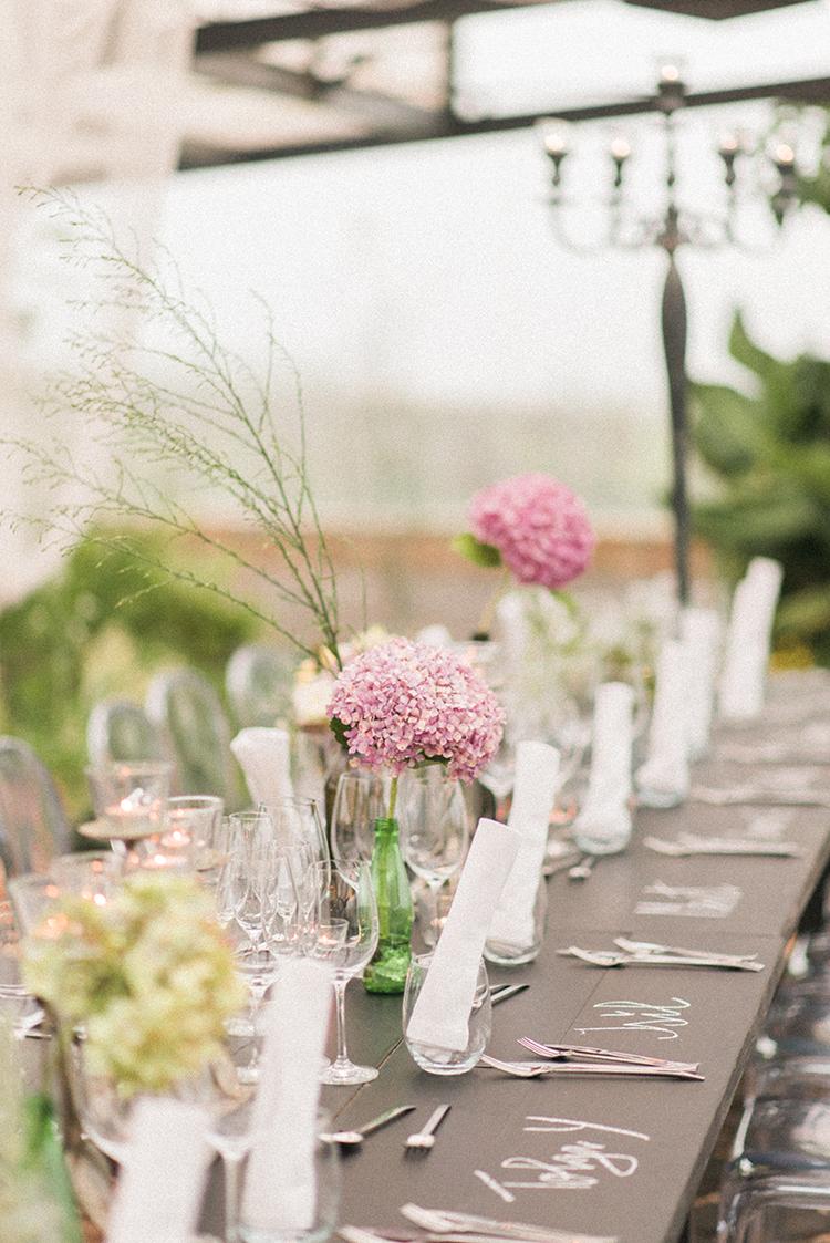 wedding tablescapes - photo by Adriana Morais https://ruffledblog.com/two-day-destination-wedding-celebration-in-portugal