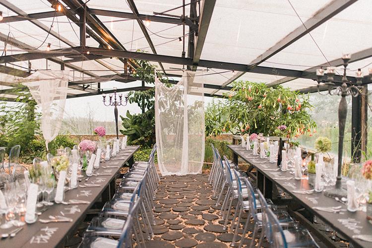 wedding reception ideas - photo by Adriana Morais https://ruffledblog.com/two-day-destination-wedding-celebration-in-portugal