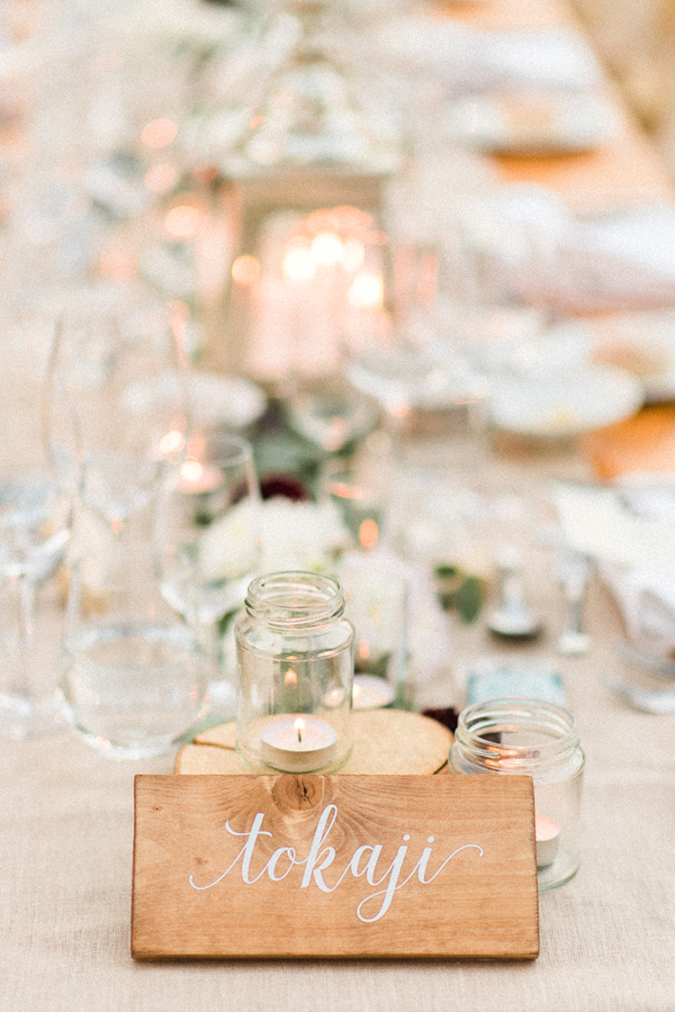table names - photo by Adriana Morais http://ruffledblog.com/two-day-destination-wedding-celebration-in-portugal