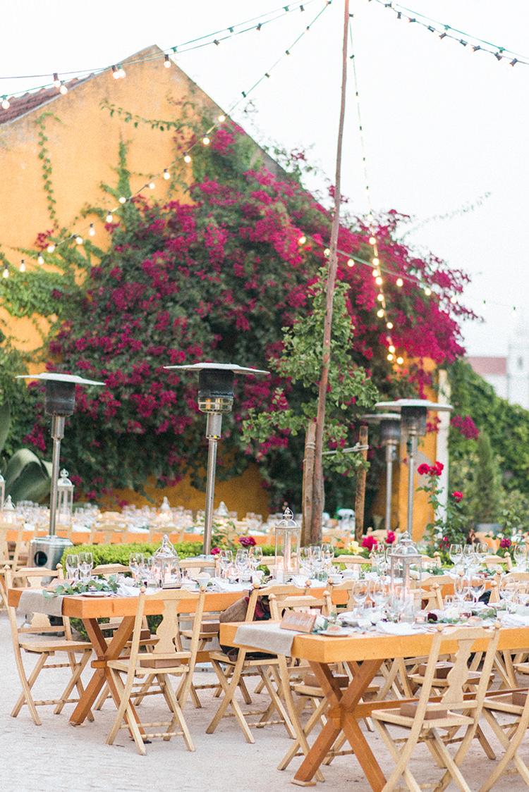 wedding receptions - photo by Adriana Morais https://ruffledblog.com/two-day-destination-wedding-celebration-in-portugal
