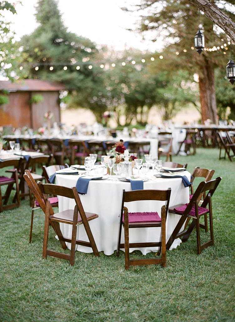 wedding receptions - photo by Lacie Hansen http://ruffledblog.com/utterly-beautiful-california-wedding-planned-by-the-bride
