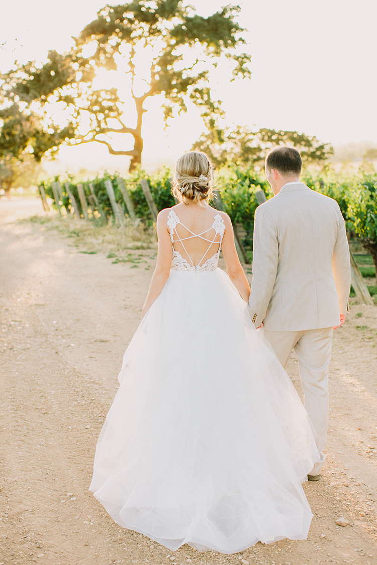 Utterly Dreamy Destination Wedding in Santa Ynez Valley - photo by Fondly Forever Photography http://ruffledblog.com/utterly-dreamy-destination-wedding-in-santa-ynez-valley