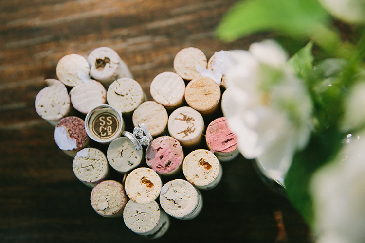 wedding rings - photo by Fondly Forever Photography http://ruffledblog.com/utterly-dreamy-destination-wedding-in-santa-ynez-valley