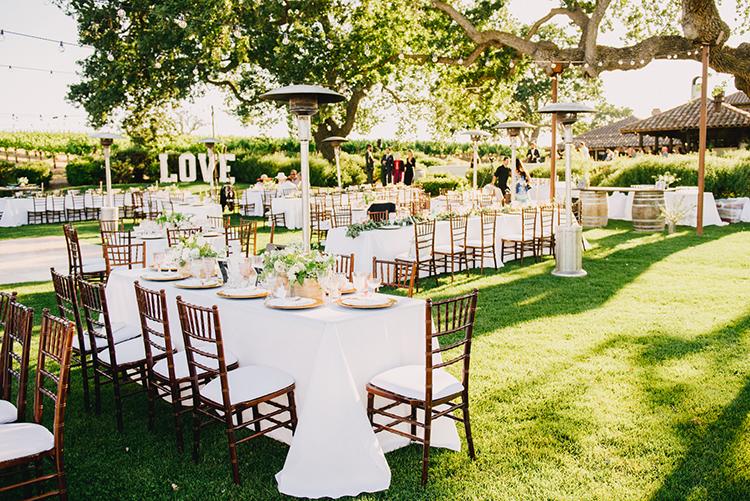 romantic vineyard weddings - photo by Fondly Forever Photography https://ruffledblog.com/utterly-dreamy-destination-wedding-in-santa-ynez-valley