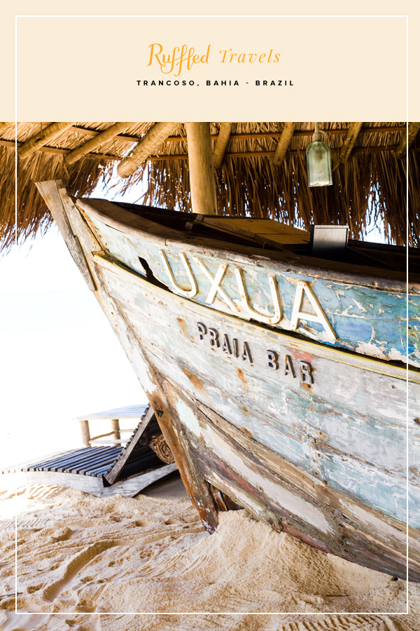 Trancoso Bahia, Brazil for Honeymoon