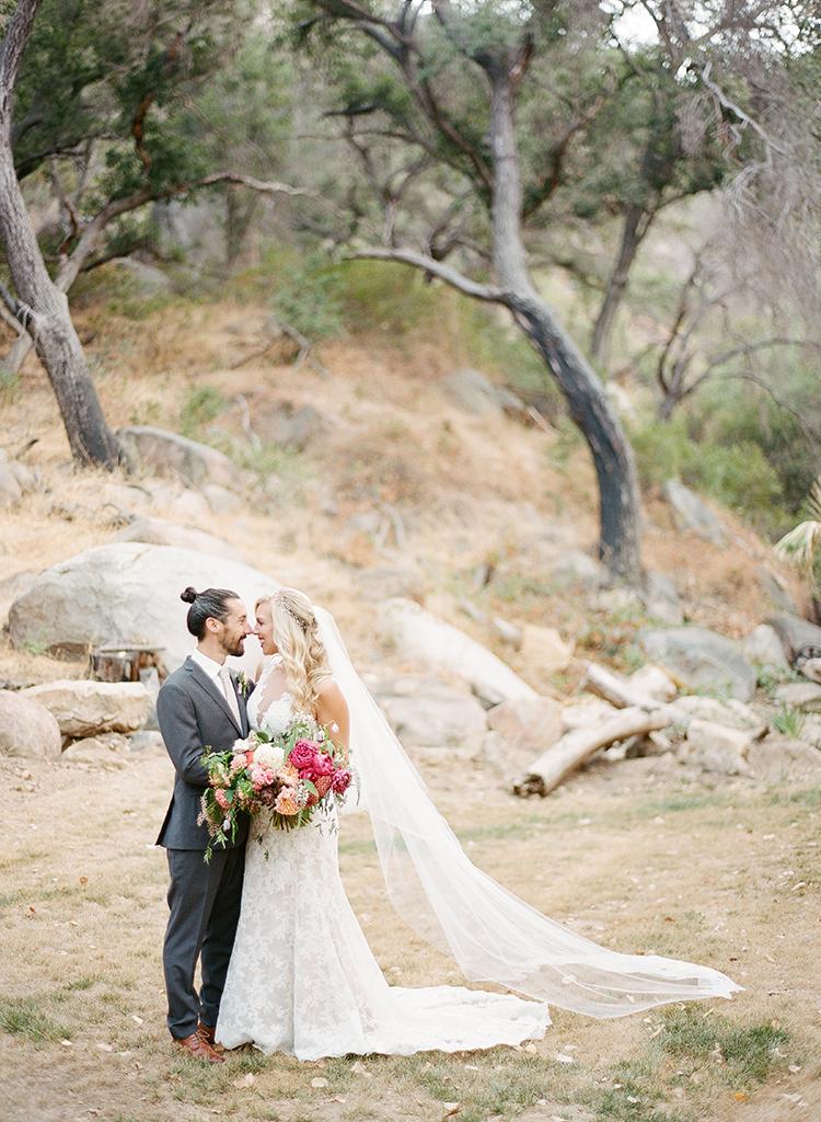 Vegetable Garden Inspired Wedding with Seriously Lush Details - photo by Erica Schneider Photography https://ruffledblog.com/vegetable-garden-inspired-wedding-with-seriously-lush-details