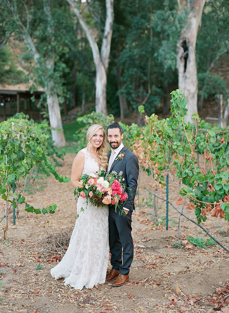 garden wedding photography - photo by Erica Schneider Photography https://ruffledblog.com/vegetable-garden-inspired-wedding-with-seriously-lush-details