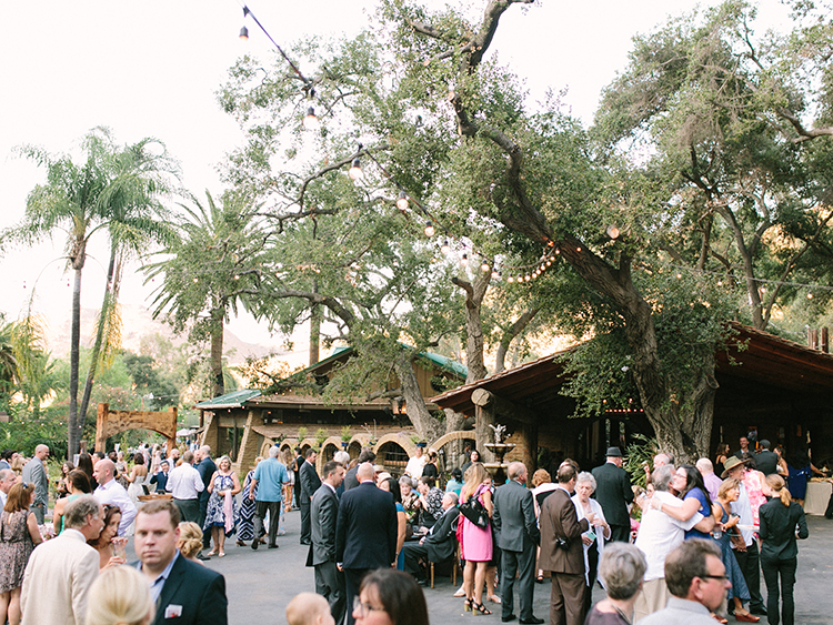 wedding receptions - photo by Erica Schneider Photography http://ruffledblog.com/vegetable-garden-inspired-wedding-with-seriously-lush-details