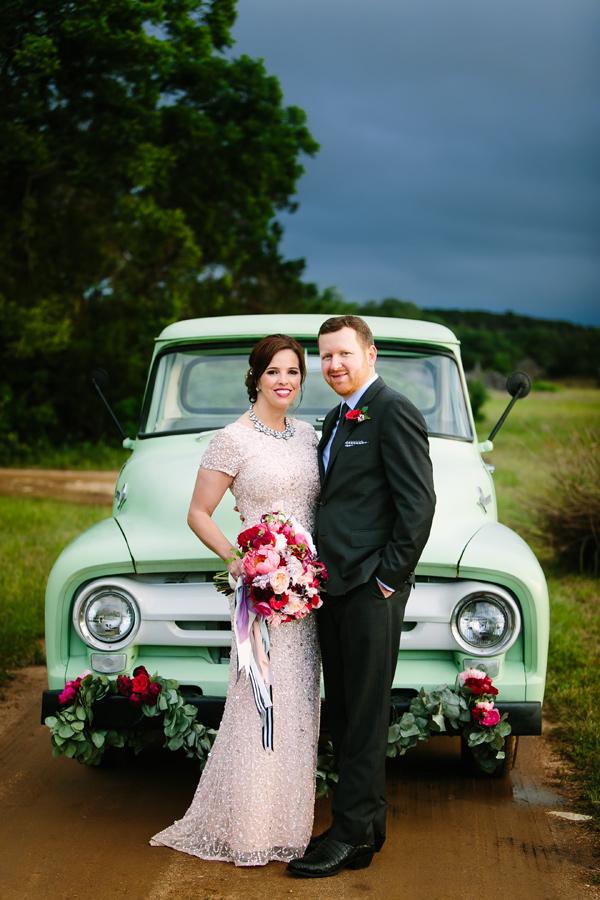 Adams ranch wedding
