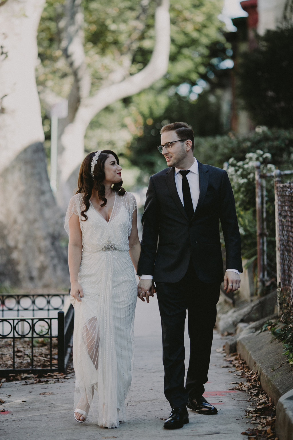 New York weddings - photo by Chellise Michael Photography https://ruffledblog.com/vintage-inspired-multicultural-wedding-in-palisades-ny