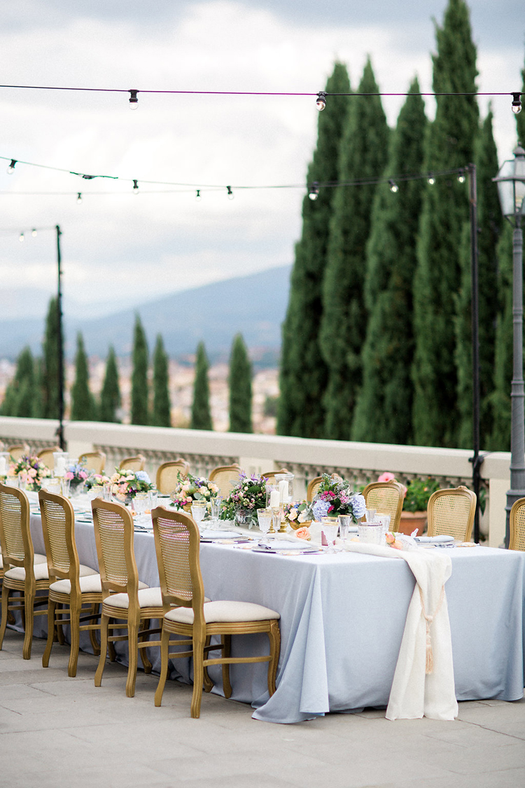 Florence weddings - photo by Booth Photographics http://ruffledblog.com/watercolor-destination-wedding-in-florence